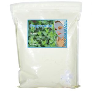 Peppermint Powder Mask