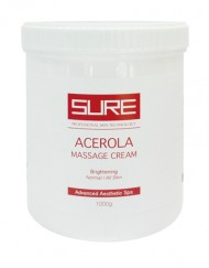 Acerola Massage Cream