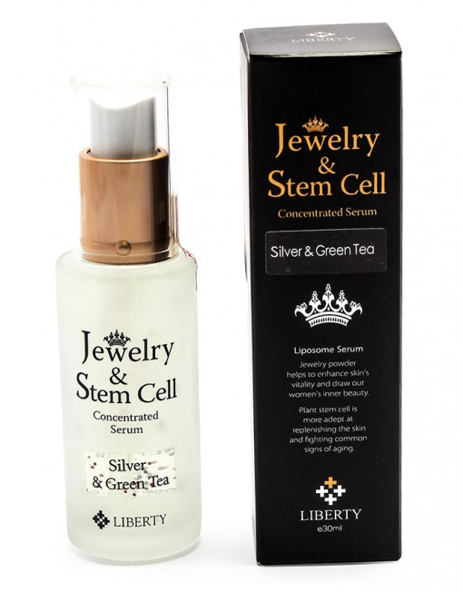 Silver & Greentea Serum 30ml